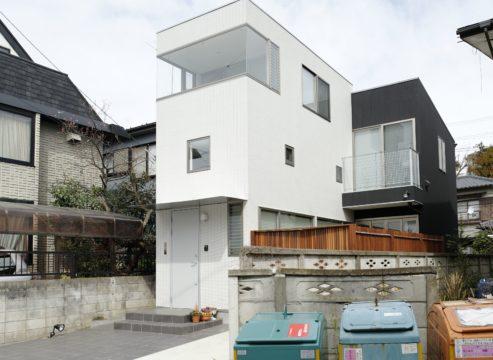 清水ヶ丘の家